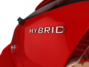 Red Hybrid Car - Hybrid Repair Baltimore, Ellicott City and Colubmia, MD