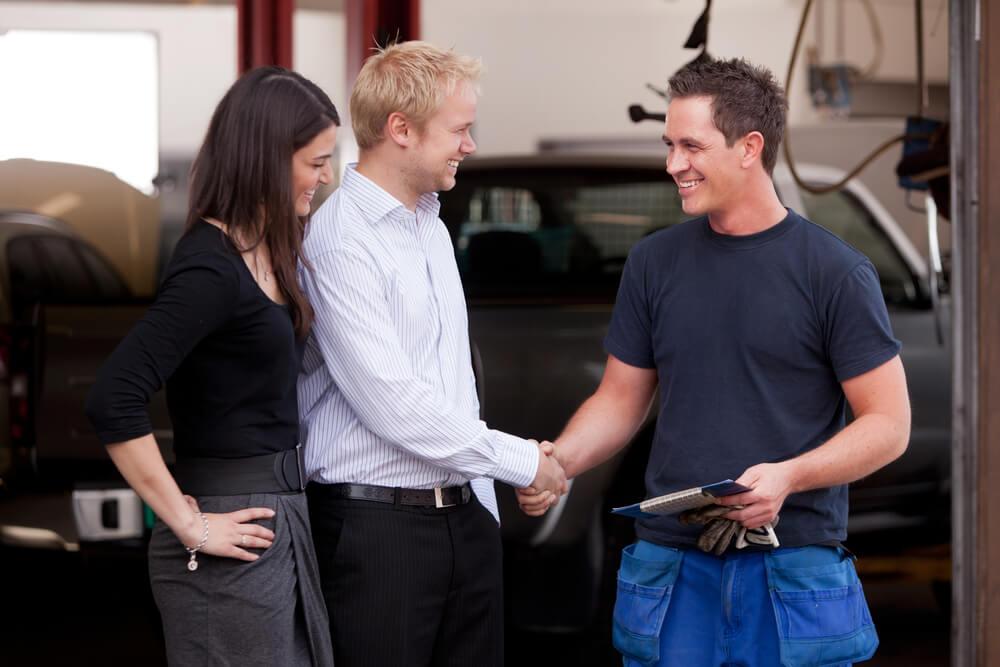 Choosing the right auto repair shop in Baltimore
